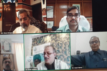 webinar on Role of Cultural and Natural Heritage in Tourism based Economy