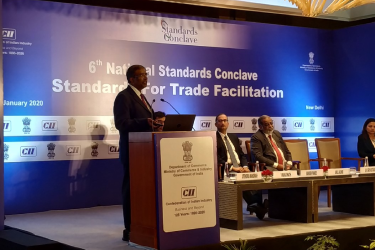 NCCF participates in 6th National Standards Conclave