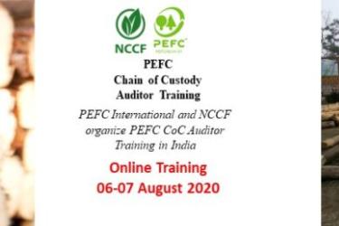 PEFC Chain of Custody Auditor Training