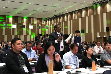 Session of Asia Pacific Forestry Commission
